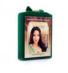 Аюрведическая краска Горький шоколад, Aasha Herbals