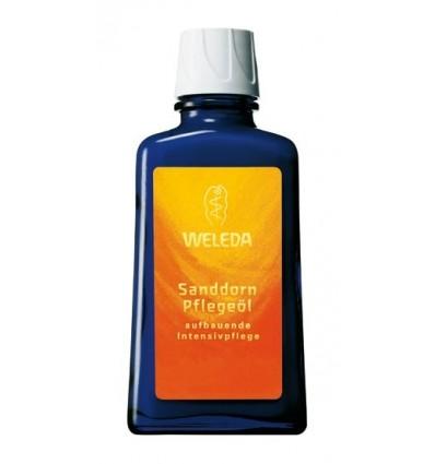 Облепиховое массажное масло, Weleda
