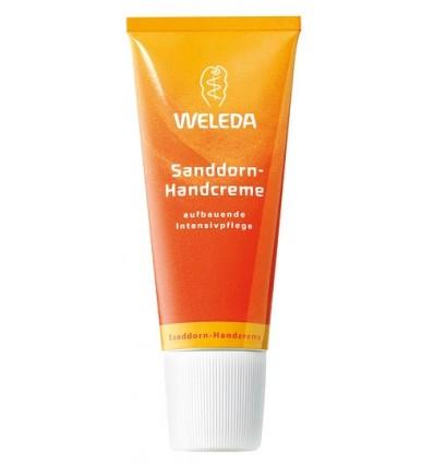 Крем для рук с облепихой, Weleda