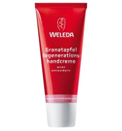 Гранатовый восстанавливающий крем для рук, Weleda