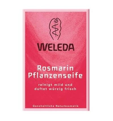Розмариновое растительное мыло, Weleda