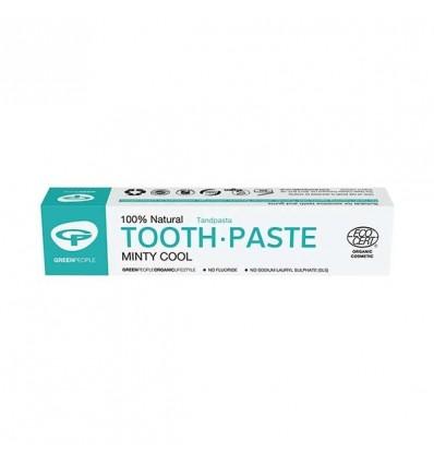 Зубная паста Охлаждающая Мята от Green People