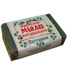 """Украинское мыло """"Дегтярное"""", Мануфактура """"Дом Природы"""""""