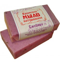 "Украинское мыло ""Ежевика"",Мануфактура ""Дом Природы"""