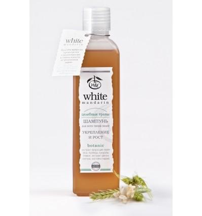 Шампунь «Целебные травы», White Mandarin