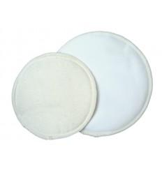 Прокладки для груди из хлопка и микрофибры, Disana