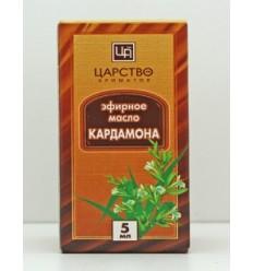Кардамоновое эфирное масло, Царство Ароматов