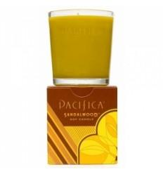Соевая свеча - Sandalwood от Pacifica