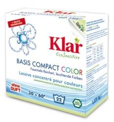 Klar Порошок для стирки цветного белья