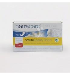 Ежедневные прокладки заокругленной формы, Natracare