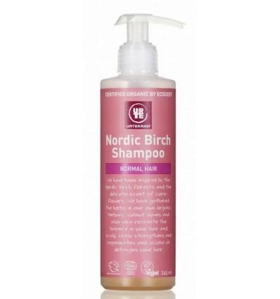 Органический шампунь Северная береза для нормальных волос, Urtekram