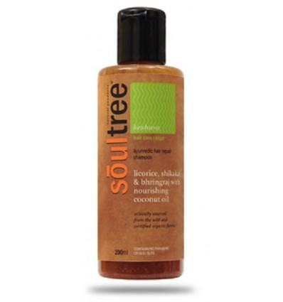 Органический шампунь для восстановления волос, Soultree