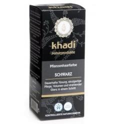 """Органическая краска для волос """"SCHWARZ"""", Khadi"""