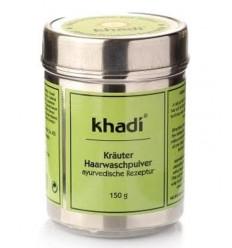 Травяной порошок Khadi для мытья волос