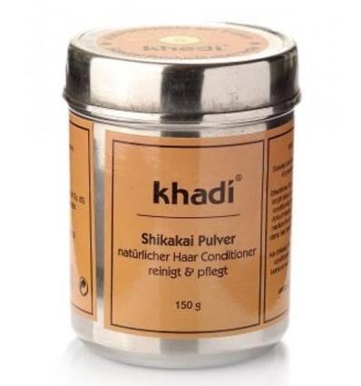 """Травяной порошок Khadi """"Shikakai"""" для мытья волос"""