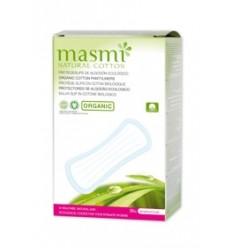 Органические ежедневные гигиенические прокладки, 30 шт., MASMI