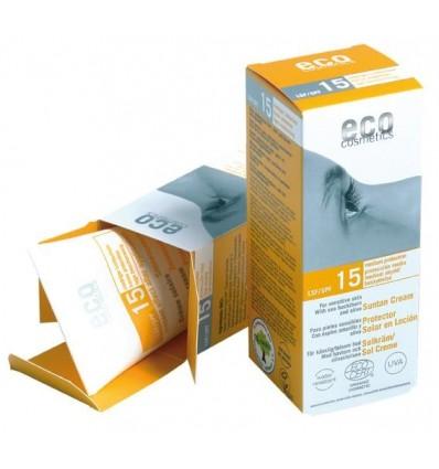 Водостойкий солнцезащитный крем SPF 15