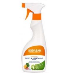 Органическое Средство для мытья овощей и фруктов, Sodasan