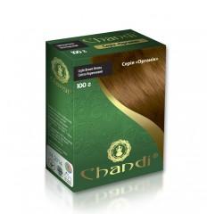 """Краска для волос Chandi. Серия """"Органик"""". Светло-коричневый"""
