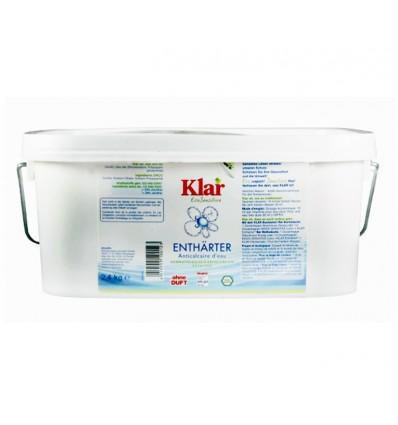 KLAR Органический смягчитель воды 2,4 кг
