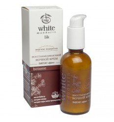 Восстанавливающий ночной крем «Лифтинг-эффект» 30+, White Mandarin