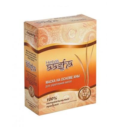 Маска для волос на основе хны, Aasha Herbals