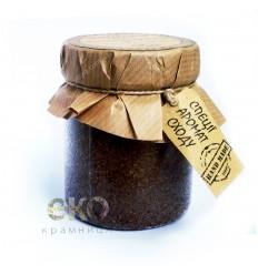 100% натуральный сахарный скраб «Восточные пряности», Амбра