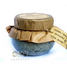 100% натуральный солевой скраб «Цитрус», Амбра