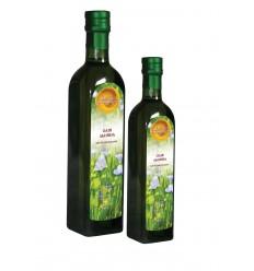 Льняное масло, Олійні традиції