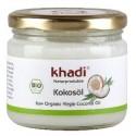 Органическое девственное кокосовое масло для волос, Khadi