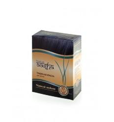 Травяная краска для волос Черный индиго, Aasha Herbals