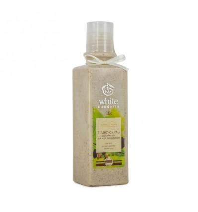 Пилинг-скраб для лица «Проросшие зерна», White Mandarin