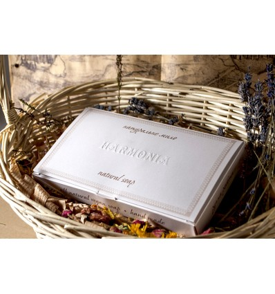 Подарочный набор мыла в коробке, Harmonia