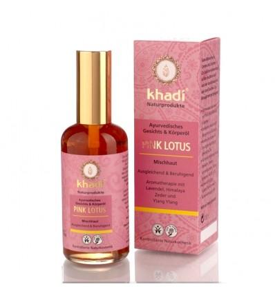 """Масло для лица и тела """"РОЗА"""", Khadi"""