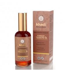 """Антицеллюлитное масло """"10 трав"""", Khadi"""