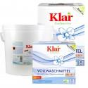 Klar Универсальный стиральный порошок с экстрактом мыльного ореха