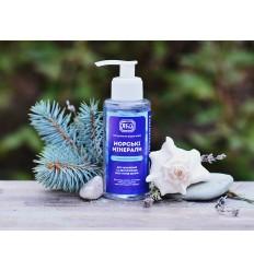Натуральное жидкое мыло «Морские минералы», Яка