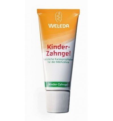 Зубной гель для детей Weleda
