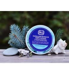 Маска для волос гидро-баланс с морским коллагеном и грязью Мертвого моря, Яка