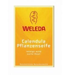 Растительное детское мыло Weleda