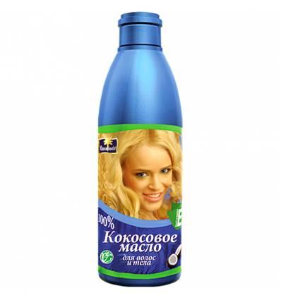 Кокосовое масло для волос и для тела «Parachute»