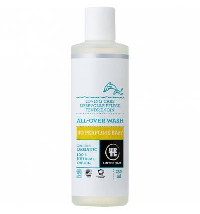 Гель-шампунь «Без запаха» для купания новорожденных, Urtektam