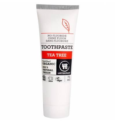 Зубная паста «Чайное дерево», Urtekram