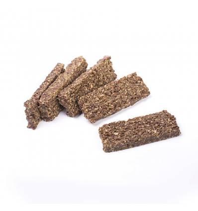 Хлебцы из льна и подсолнуха «С сельдереем», Живая кухня