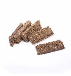 Хлебцы из льна и подсолнуха «С сельдереем» без соли, Живая кухня