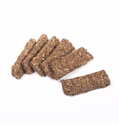 Хлебцы льняные «С капустой и луком», Живая кухня
