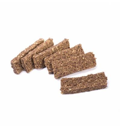 Хлебцы из семян льна и подсолнуха «С сельдереем», Живая кухня