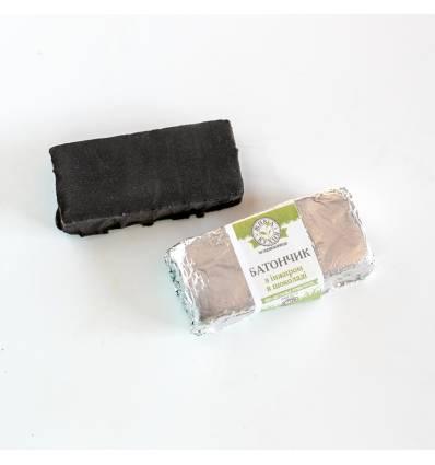 Батончик инжирный в шоколаде, Живая кухня