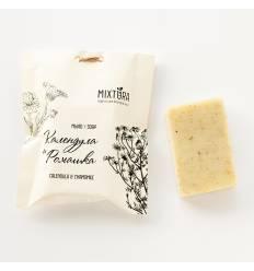 Мыло календула и ромашка, Mixtura
