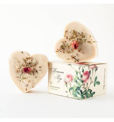 Мыло нежная роза, Mixtura